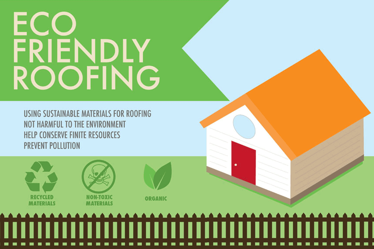 5 Ways of Eco-Friendly Roofing