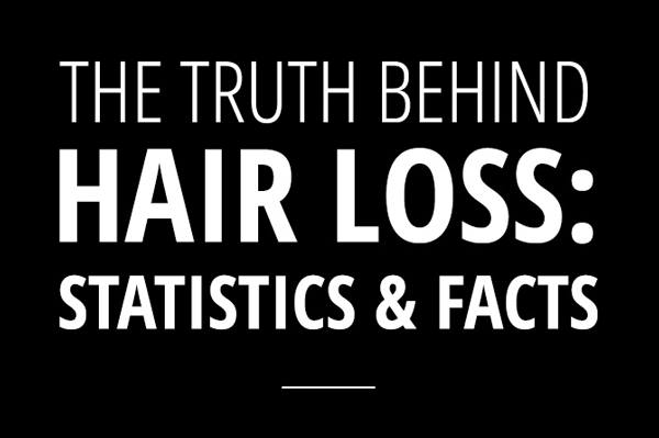 KSL Hair – The Truth Behind Hair Loss: Statistics and Facts