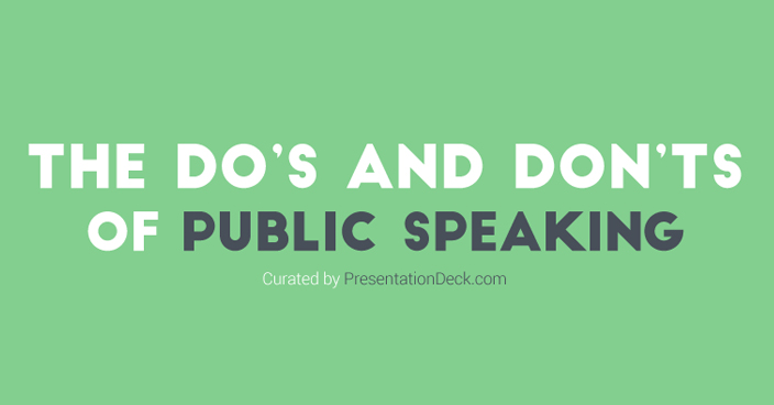 10 Pieces of Advice for Improving Your Public Speaking Skills